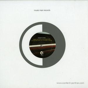 ROBERT HOOD - DRIVE (Ø [PHASE] REMIXES) (music man)